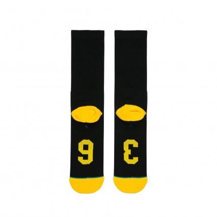 Stance Anthem Wu Tang Patch Skate Socks