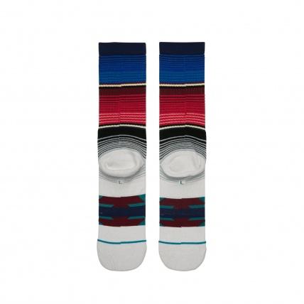Stance Foundation San Blas Skate Socks Teal