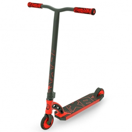 Madd MGP VX8 Pro Scooter in Black and Red