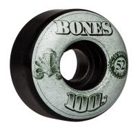Bones - OG Wheels 100's #11 V4 in Black 53mm (4pk)