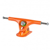 Paris - 180mm V2 Longboard Trucks in Orange