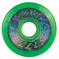 Santa Cruz - Skate Wheels Slime Balls 78A 66mm in Green