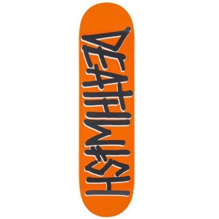 Deathwish Death Spray 8.125in Skateboard Deck
