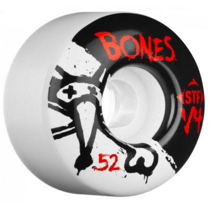Bones Street Tech Formula Wheels 52m