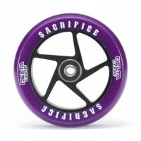 Sacrifice - Delta Core Wheel 110mm Purple