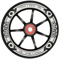 District - District W-Series Wide 28mm Cast Alloy Core Wheel