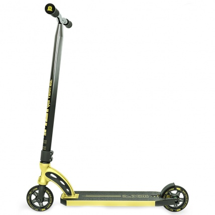 MADD VX8 Team Edition Pro Scooter in Gold