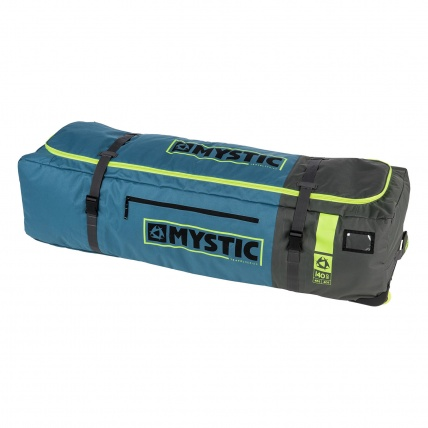 Mystic Gearbox Kitesurfing Board Bag in Pewter