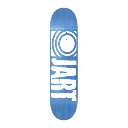 Jart Skateboards 17 Logo Classic 8.125in Skateboard Deck