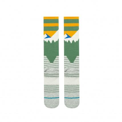 Stance Long Way Park Mens Snowboard Socks