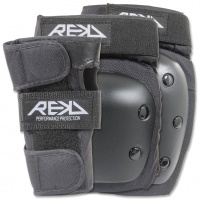 Rekd Protection - Junior Heavy Duty Triple Pad Set