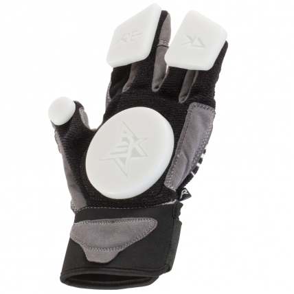 Rekd Protection Longboard Slide Gloves With Pucks
