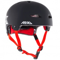Rekd Protection - Elite Icon Helmet Black and White
