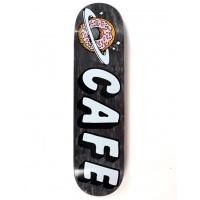 Skateboard Cafe - Planet Donut Tonal Natural 8.0 Skateboard Deck