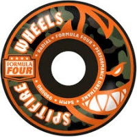 Spitfire - 99 Duro Formula Four Radial Wheels