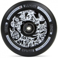 Lucky Scooters -  Lunar Axis Black On Black 110mm Pro Scooter Wheel