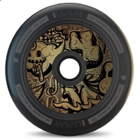 Lucky Scooters -  Lunar Tag Black  110mm Pro Scooter Wheel