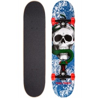 Powell Peralta - Skull and Snake One Off 7.625 Complete Skateboard
