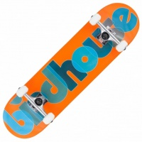 Birdhouse Skateboards - Opacity Logo Orange Complete 8.0in Skateboard