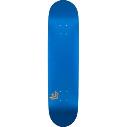 Mini Logo Chevron Skateboard Deck No242 Birch Blue