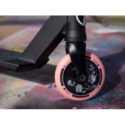 TSI Paramount deck, Tilt Fork, Tilt Clamp, Lucky Zephyr wheels