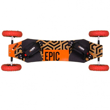 Kheo Epic V2 mountainboard landboard kiteboard 8inch