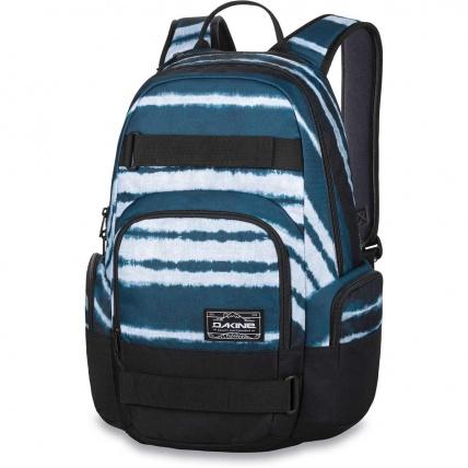 Dakine Atlas 25 litre skateboard backpack resin stripe