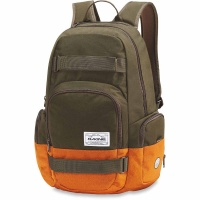 Dakine - Atlas Skateboard Backpack in Timber