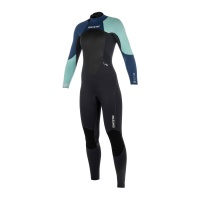 Mystic - Star 3/2mm Womens Full Summer Wetsuit Navy