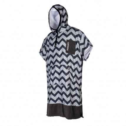 Mystic Poncho in Light Grey