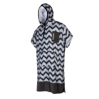 Mystic - Changing Poncho in Light Grey