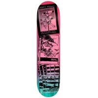 Real - Skateboard Deck Ramondetta No Masters 8.25in