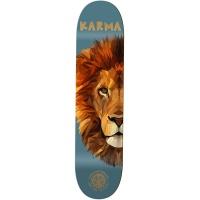 Karma - Skate For The Planet Lion Deck 8.25