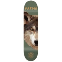 Karma - Skate For The Planet Wolf Deck