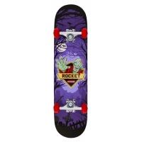 Rocket Skateboards - Logo Series Creeper Complete Skateboard 7.5in