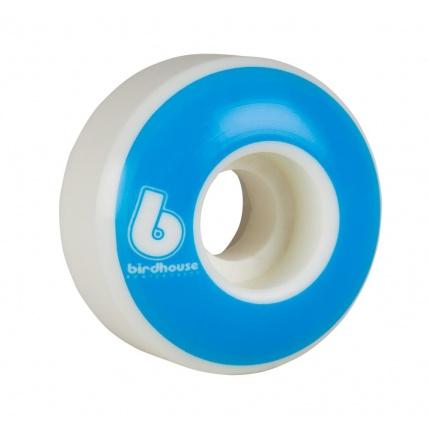 Birdhouse B Logo 51mm Blue Skateboard Wheels