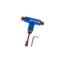 Silver Truck Co - Premium Ratchet T-Tool 10 Year Blue Red
