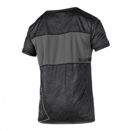 Mystic Stone Quick Dry Short Sleeve Mens Tee Shirt back