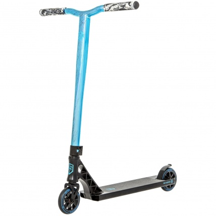 Grit Scooters Elite Complete Scooter in Vaour Blue and Black