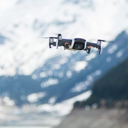 DJI Mavic Air Drone in flight