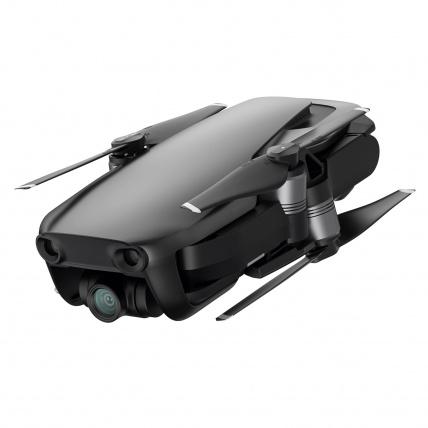 DJI Mavic Air Drone Black folded