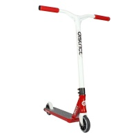 District - C050 Complete Scooter in Red and white