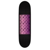 Santa Cruz - Patterns Taper Tip Skateboard Deck 8.0 Black