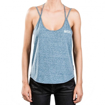 Mystic Ridge Powder Blue Womens Singlet