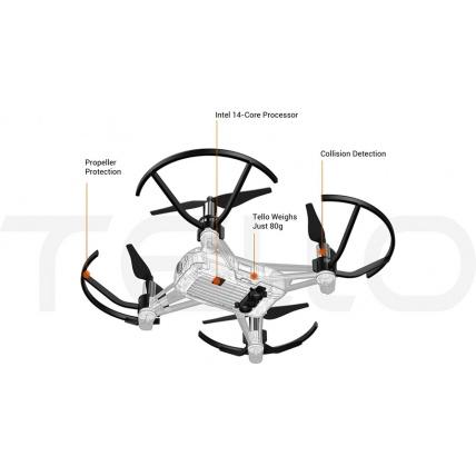 DJI Tello Drone Hardware Features