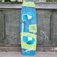 CrazyFly - Raptor 135cm Ex Demo Complete Kitesurf Board