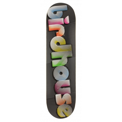 Birdhouse Skateboards Blur Logo Skateboard Deck 8.0in