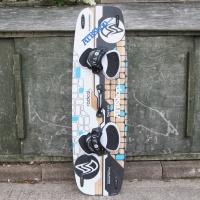 Flysurfer - Radical 5 134cm Ex Demo Kitesurfing Board