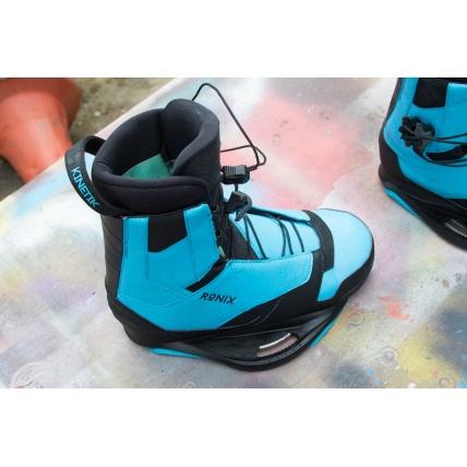 Ronix Kinetik Project Ex Demo Wakeboard Boots UK10