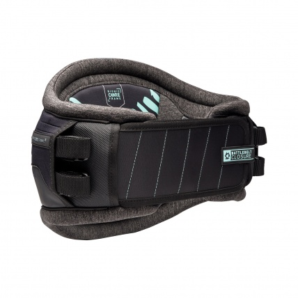 Mystic Majestic X Carbon Waist Harness in Mint front